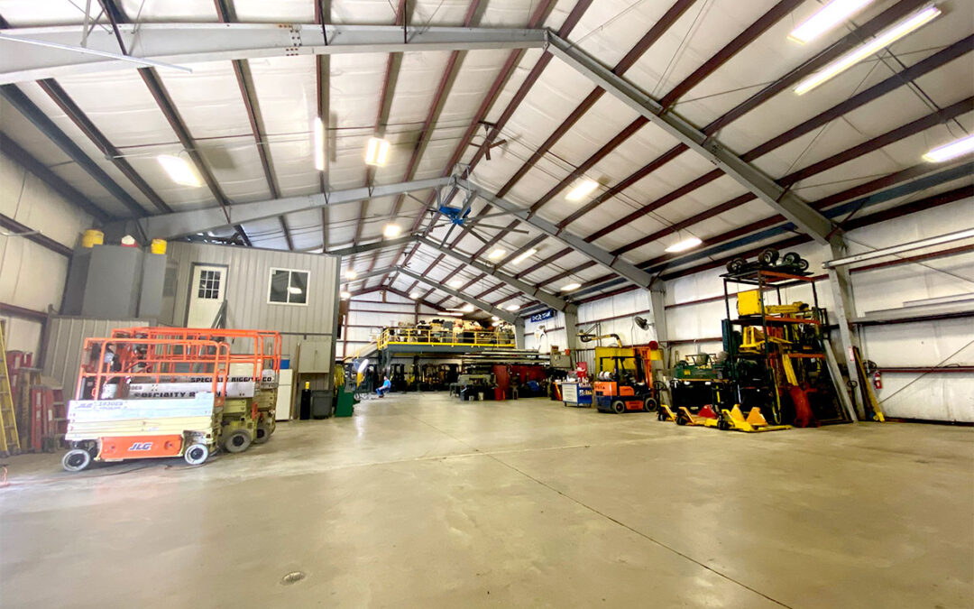 Specialty Rigging Co. has Your Needed Warehouse Space